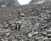Landslide buries mountain village in China