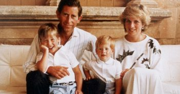 British princes regret 'rushed' final phone call with mother
